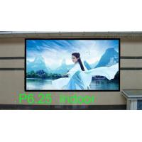 Indoor  P6.25  Full Color Video Wall LED Display High Brightness LED Screen SMD3528 Manufactures