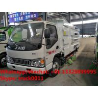 2018s YEAR-END PROMOTION! Factory sale good price JAC brand street sweeping vehicle for sale, Manufactures