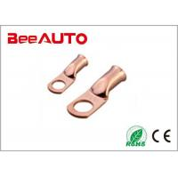 Quality AWG Electro Tinned Copper Tube Terminals Tubular Solderless High Purity Copper Fireproof for sale