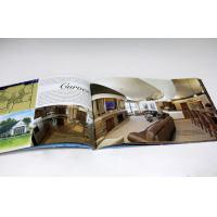 Quality Custom Offset Magazine Printing Services Perfect Binding Catalog Printing for sale