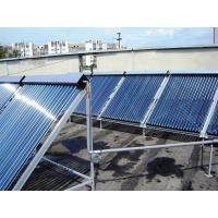 Heat Pipe Solar Collector, HPSC 58-1800-18 tubes Manufactures