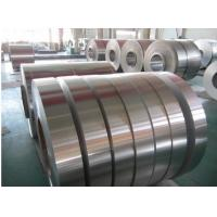 China Customized Dry Type Aluminum Sheet Coil For Transformer With Round Edge on sale