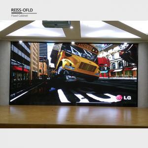 High Durability Indoor Fixed LED Display , Indoor LED Display Board Manufactures