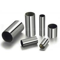 Weld Seamless Stainless Steel Tubing Round Shape With Corrosion Resistance Manufactures