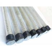 EAZ31 Extruded Magnesium Anode Sacrificial Anode Rod For Hot Water Heater Manufactures