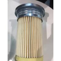 Nomex high temperature pleated filter cartridge DN 162x 1000mm height Manufactures