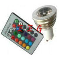 3W RGB Dimmable Spotlight Manufactures