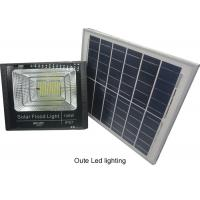 Outdoor Solar Powered Motion Detector Lights , Solar Landscape Flood Lights Dusk To Dawn Manufactures