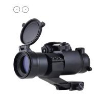 Hunting 3 Moa Red Dot Sight Rifle Scope Shock Resistant For Gun 1x 32 Manufactures