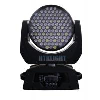 108x3W LED Wash Moving Head RGBW Stage Light 12 DMX Channels , 8 Onboard Programs Manufactures