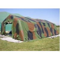 Military Inflatable Camping Tent , Inflatable Spider Dome Tent with Legs Manufactures