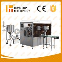 China High Quality Rotary Liquid Packing Machine on sale