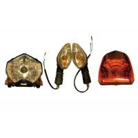 High Performance Motorcycle Driving Lights , CB110 Motorcycle Turning Lamp Manufactures