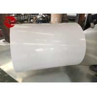 China Prepainted Cold Rolled Galvanized Steel Coil / PPGI Color Coated Sheets on sale