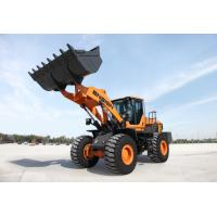 Agriculture Big Wheel Loaders High Strength Abrasion Resistance Manufactures