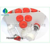 Buy cheap Pharmaceutical Grade Growth Hormone Peptide Hexarelin CAS 140703-51-1 from wholesalers