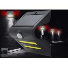 Mini PIR Wireless Solar Powered Motion Sensor Light Easy Installation For Wall Manufactures
