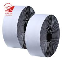 China White Melt Self Adhesive Hook And Loop Tape For Garment , Hook And Loop on sale