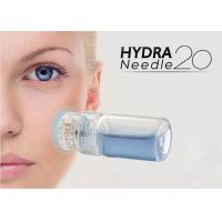 Aqua Gold 0.6mm Microchannel MESOTHERAPY Tappy Nyaam Nyaam Fine Touch for Hyaluronic Acid Essence Manufactures