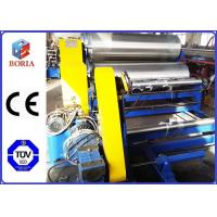 Customized Cloth Finishing Machines 600-2600 Mm Max Cloth Width CE Certificated Manufactures