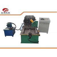 Double Keel Beam Metal Stud And Track Roll Forming Machine Color Steel Manufactures