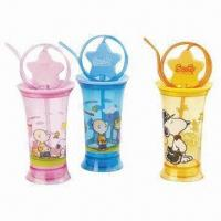 BPA-free Straw Cups, Made of Plastic, Suitable for Promotional and Gift Purposes Manufactures