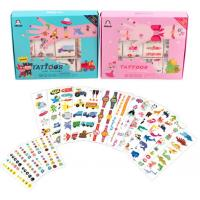 Body Beauty Small Baby Playing Toys Kids Tattoos With Customized Size Manufactures