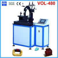 transformer coil winding machine for silicone rubber insulator Manufactures