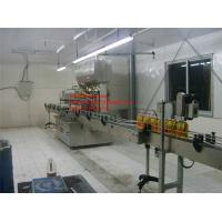Sunflower oil filling machine manufacturer/Automatic oil filling line Manufactures