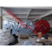 Water Roller Ball Water Roller Ball Waterproof Plato PVC Inflatable Water Toys Manufactures
