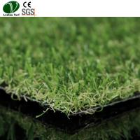 China Eco Foam Underlay Outdoor Synthetic Grass / Pet Friendly Artificial Turf on sale