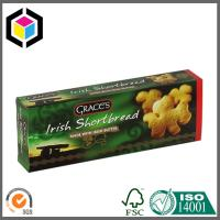 Color Printed Cardboard Biscuit Box; Custom Made Color Carton Paper Box Manufactures