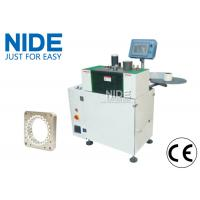 Automation Slot Insulation Paper Inserting Machine For Induction Motor Stator Manufactures