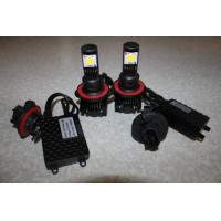 Quality High Lumen H8 22W Car Headlight Conversion Kit 1200LM , 180 Degree Beam Angle for sale