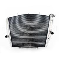 Aluminum Custom Motorcycle Radiator Aftermarket Motorcycle Parts For SUZUKI Manufactures