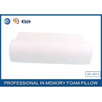 Ergonomic Visco Memory Foam Contour Pillow With Ventilated Tencel Mesh Cover Manufactures