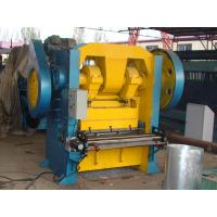 China Thickness 2mm Perforated Metal Mesh Machine Full - Auto 220 Mesh / Min Speed on sale