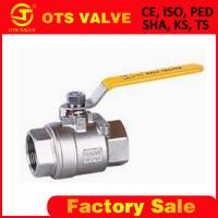stainless steel ball valve Manufactures