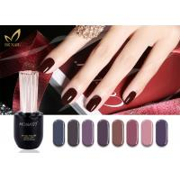 Quality 1000 Colors UV Gel Nail Polish Soak Off Nail Gel Polish with OEM for sale
