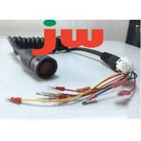 40A 14AWG Electrical Wiring Harness , Custom Auto Power Cord Cable Assembly Manufactures