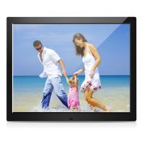 China Ultrathin HD Portable Electronic Picture Frame 15 Inch With HDMI AV Input on sale