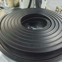 Black Rubber Boat Hatch Gasket For Marine Rubber Sealing Length Customized Manufactures