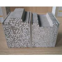 Fire Rated Fiber Cement Sandwich Panel , 100mm Cement Board Partition Wall Manufactures