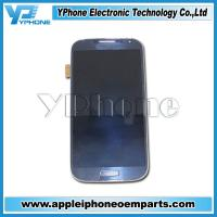 Black 5.0 Inches Cell Phone LCD Screen Display Replacement For Samsung Galaxy S4/i9500 Manufactures
