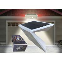 Outdoor Solar Powered Security Lights With Motion Sensor , IP65 Protection Manufactures