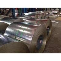 Hot Dipped Galvanized Steel Coil with Beautiful Spangles 0.65 mm x 1912 mm Manufactures