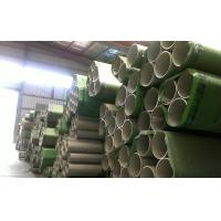 SUS316 TP316 Seamless Stainless Steel Pipe For Construction Structure , SCH40 Tube Manufactures