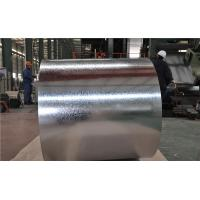 ASTM A653, JIS G3302 SGCD / SGCE Anti - Finger Hot Dipped Galvanized Steel Coils / Coil Manufactures