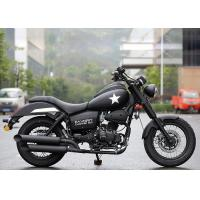 China Classic Design Road Cruiser Motorcycles , Cruiser Motorbikes 250CC With Harley Chopper on sale