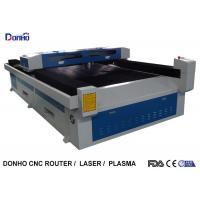 Ruida Control System Laser Metal Cutting Machine For Stainless Steel / Carbon Steel Manufactures